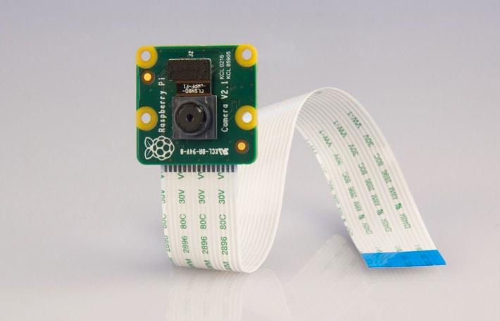Raspberry Pi gets an 8-megapixel Sony camera upgrade