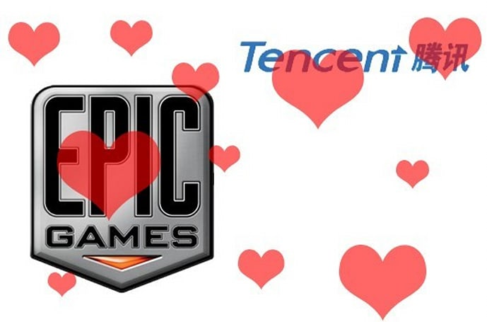 Epic Games sells minority interest to Tencent