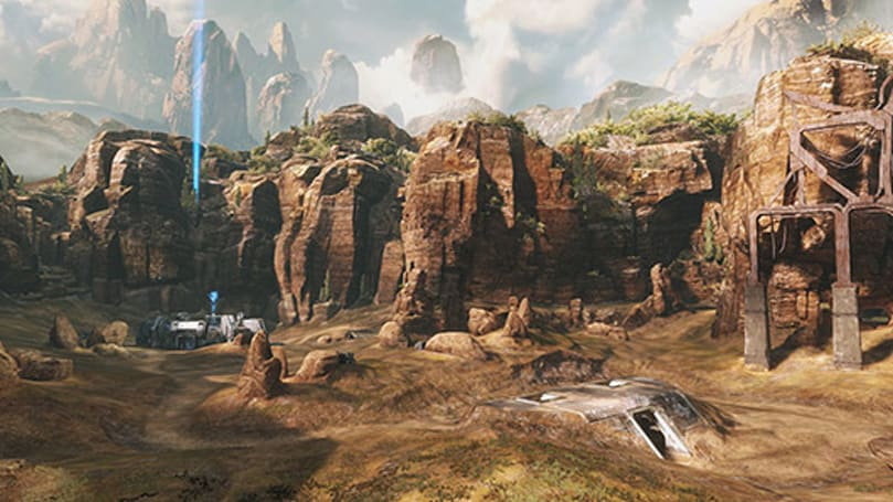 Fan-favorite Halo 2 map Coagulation returns as Bloodline