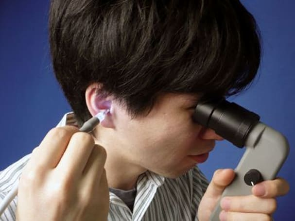Ear Scope turns wax removal into primetime entertainment