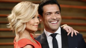 Mark Consuelos Reacts to Being Called Mean