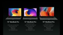 Das neue MacBook Pro gibt es auch in konventinell