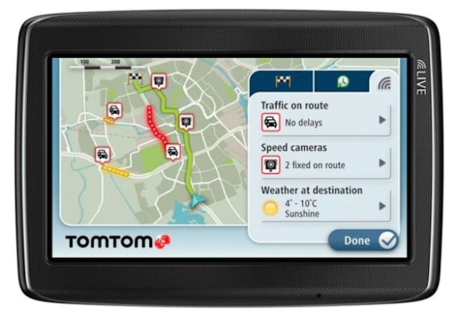 TomTom announces Go Live 800 series PNDs for lost Europeans