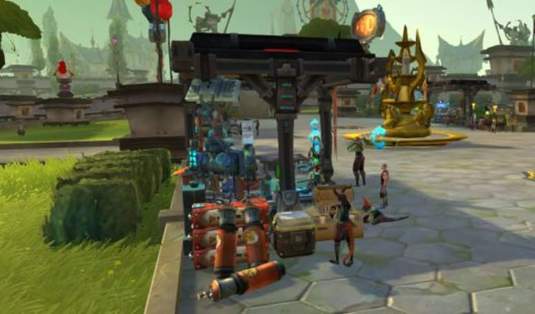 WildStar gets the band together for a game jam