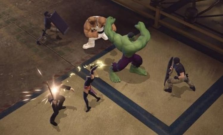 Marvel Heroes game update 1.15 buffs XP, adds new costumes