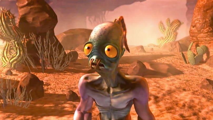 'Oddworld' creator on how customer feedback changed gaming