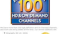 TWC now offering over 100 HD and On Demand channels in Albany, NY