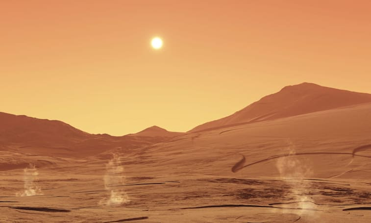 Scientists prove that microbes could survive on Mars