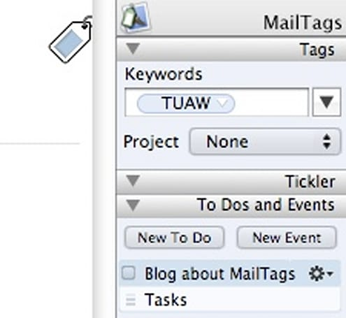 MailTags speeding along with Beta 4