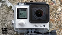 When it comes to GoPro's new Hero4 camera, silver is the new black