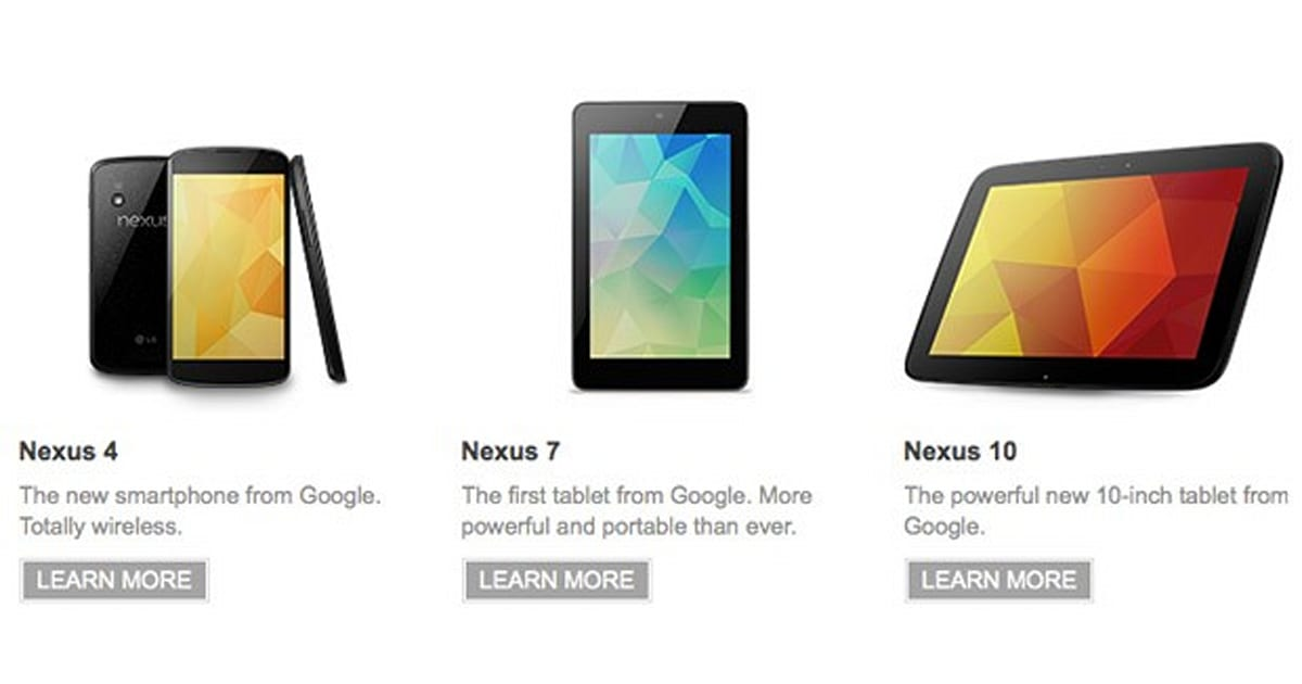 Nexus 7 – the Google Tablet – Finally Comes to Brazil