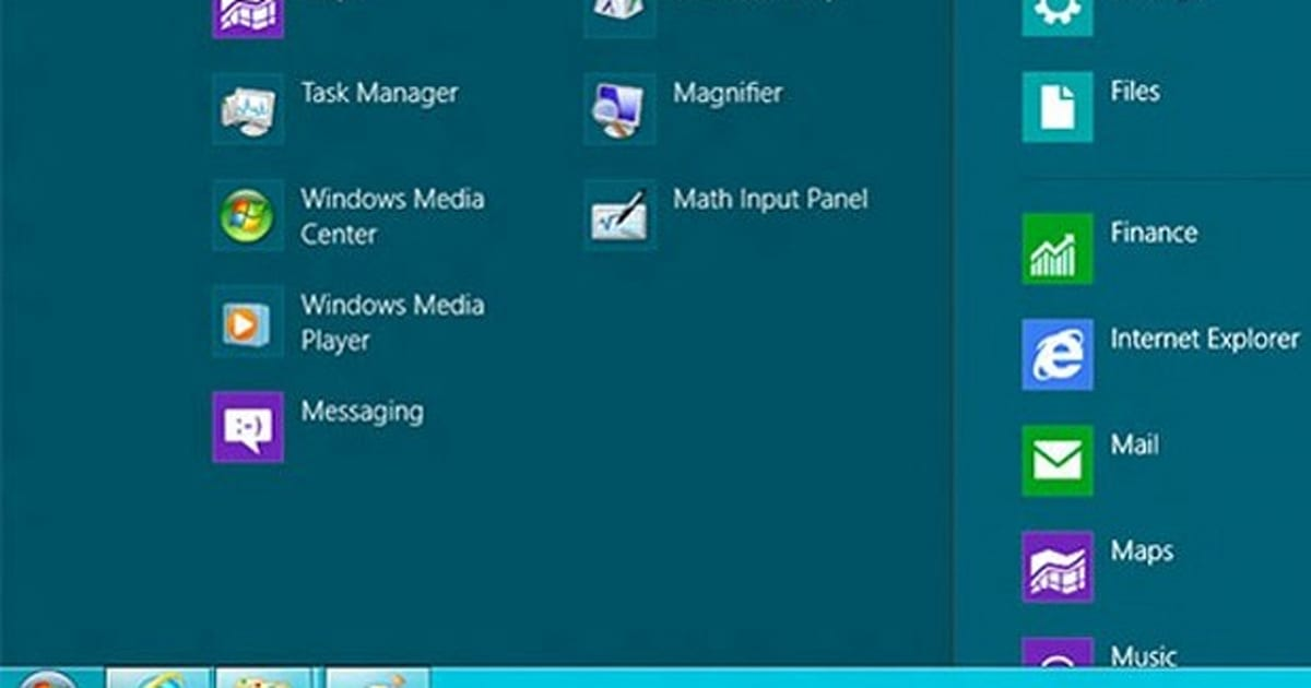 Microsoft may bring back start button and boot to desktop ...