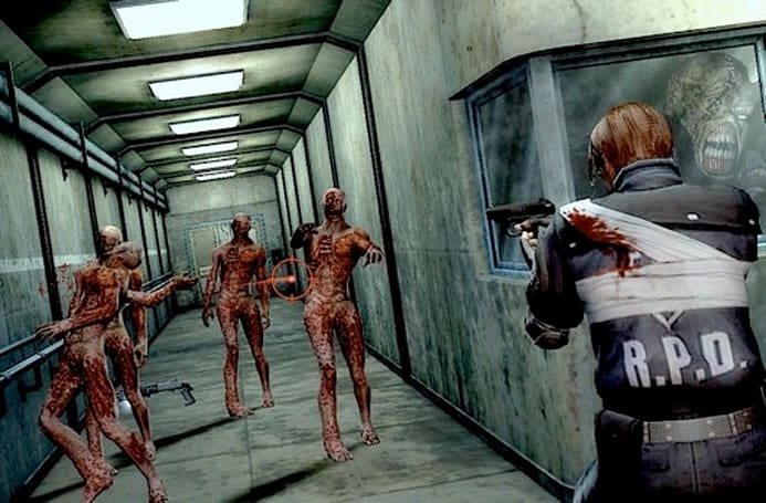 Resident Evil Chronicles going HD for PS3, Move