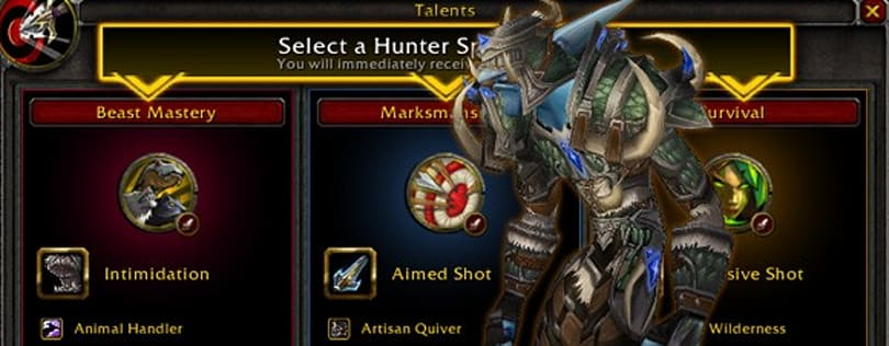 The Art of War(craft): Must-have PvP talents for hunters in 4.0.1