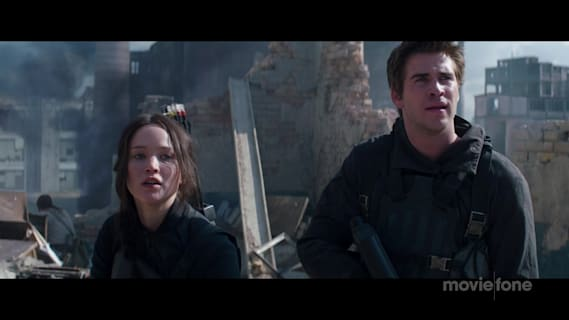 the hunger games mockingjay part 1 2014 movie