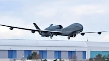 Northrop Grumman, Cassidian run Euro Hawk UAV through its first full test flight (video)