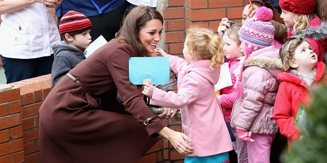 A Look Back at Kate's Royal Maternity Style