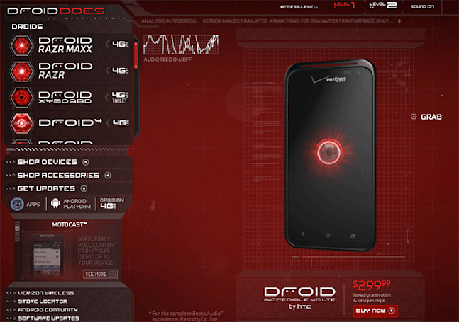 HTC Droid Incredible 4G LTE pops up on Verizon for $300, links to Droid RAZR Maxx