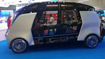 Russia's search giant is making a self-driving shuttle bus