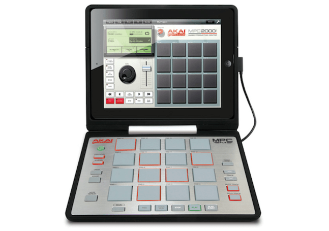 Akai releases MPC Fly for iPad, waits 'til you get the pun (video)