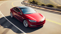 Tesla Model S breaks acceleration record with Ludicrous Mode