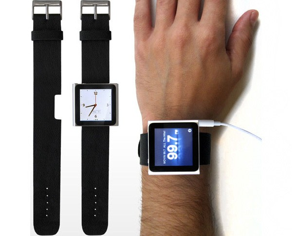 Nano Shaped Wristwatch