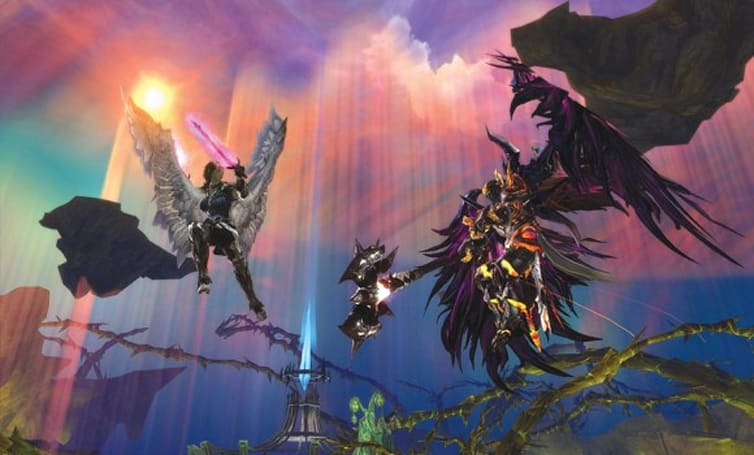 Missing something in our MMOs, part II: Electric Boogaloo