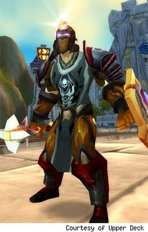 New tabards from WoW TCG