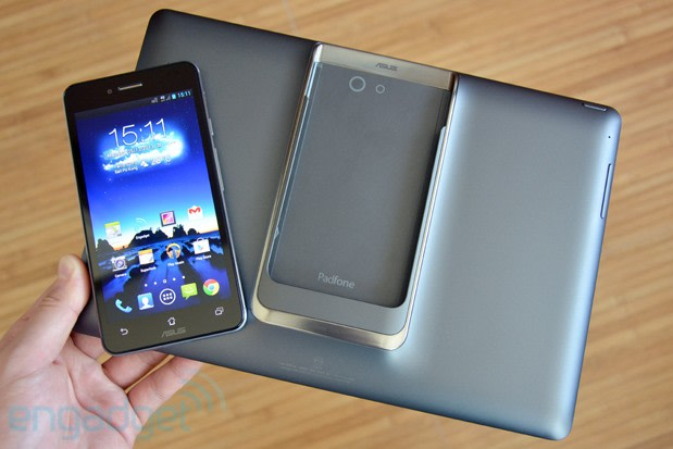 ASUS PadFone Infinity review: the convertible phone goes ...