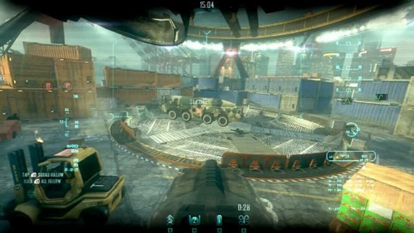 Controlling the battlefield in Black Ops 2 'Strike Force' missions