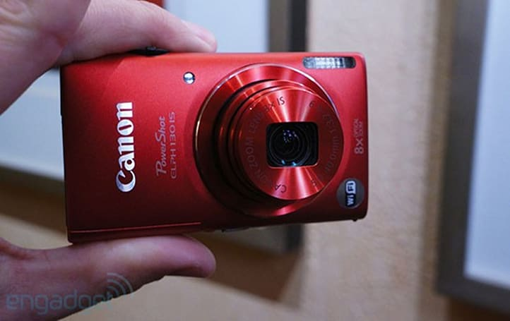 Canon PowerShot A260, A1400 and ELPH 130IS hands-on