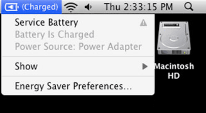 10.6 falsely reports 'service battery?' ... I think not