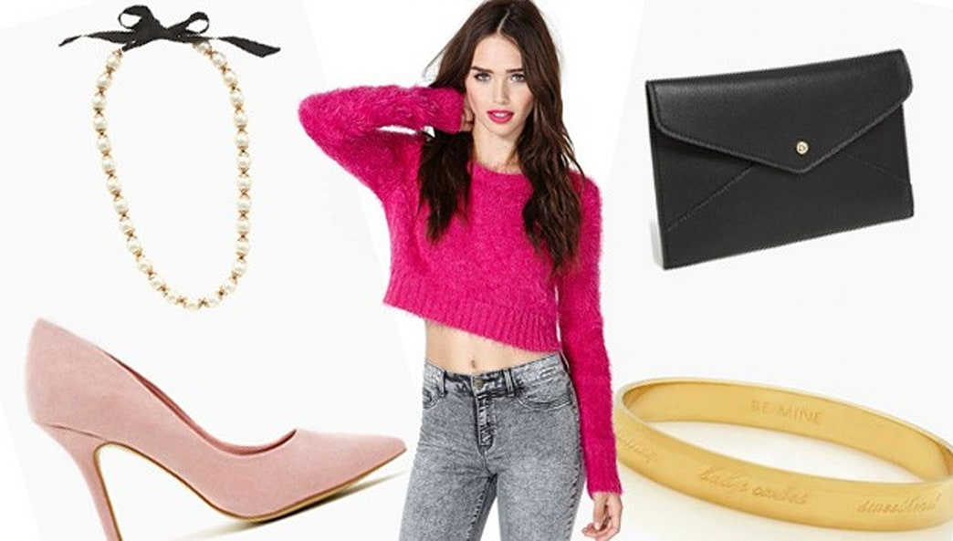 Flirty, fierce, or fun: Your Valentine's Day outfit made simple