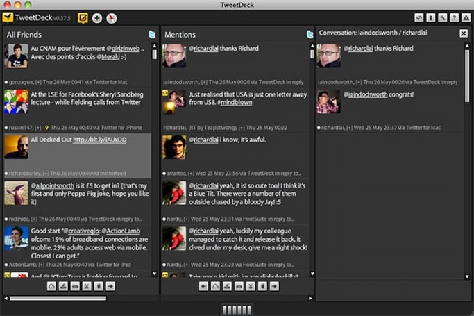 TweetDeck and Twitter, together at last