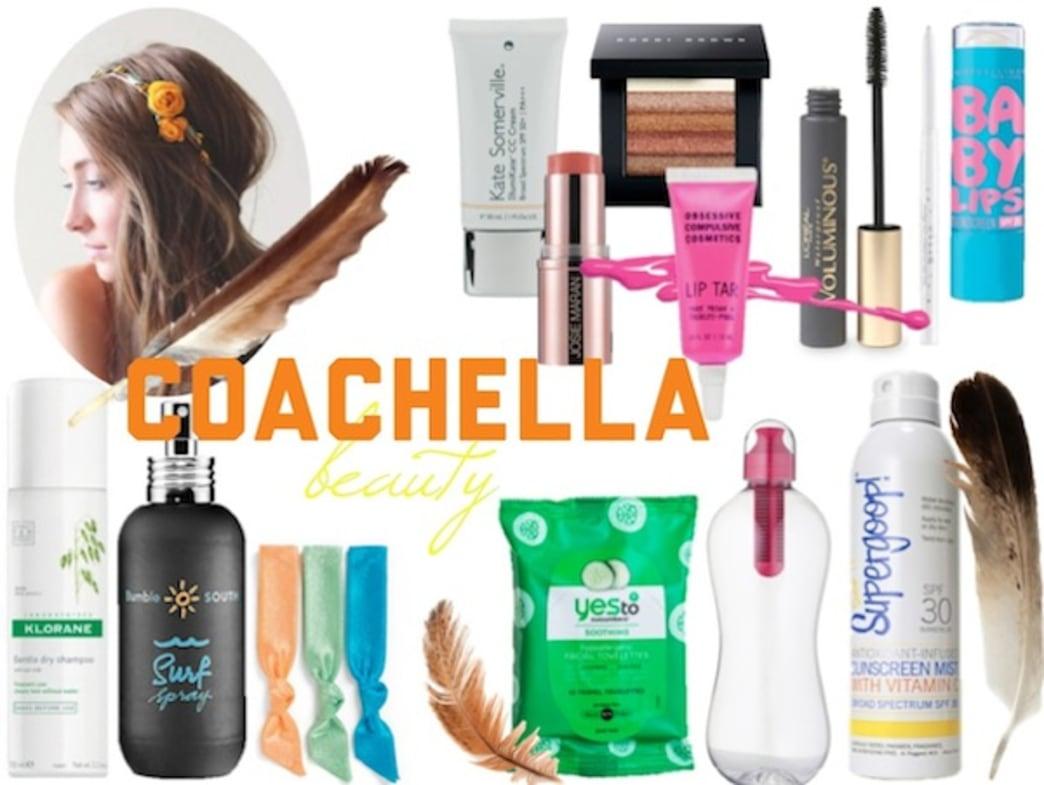 Your ultimate Coachella beauty essentials guide