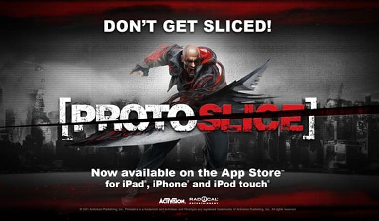 Activision slices off a little Prototype 2 game for iOS