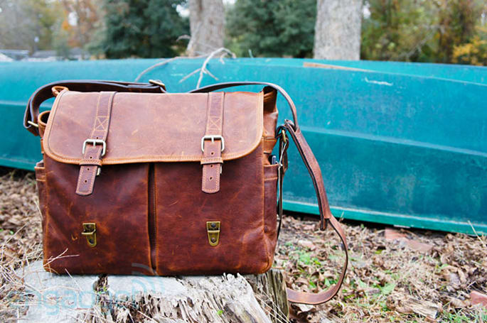 Ona Brixton Leather review: the sexiest laptop / camera messenger bag you've ever seen