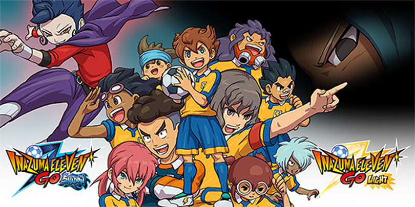 3DS soccer RPGs Inazuma Eleven GO: Shadow, Light reach Europe in June