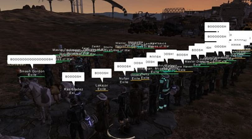 Wasteland Diaries: Combat fatigue