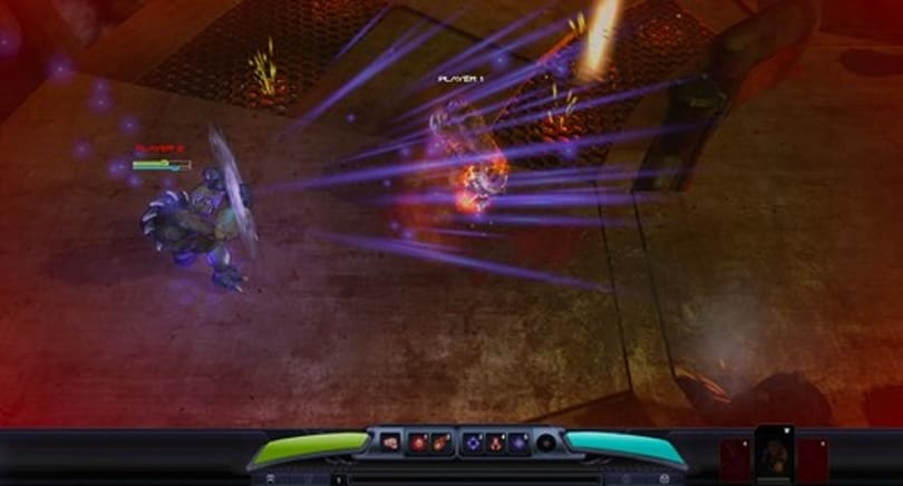 Darkspore PvPreview: Arms and legs thrashing