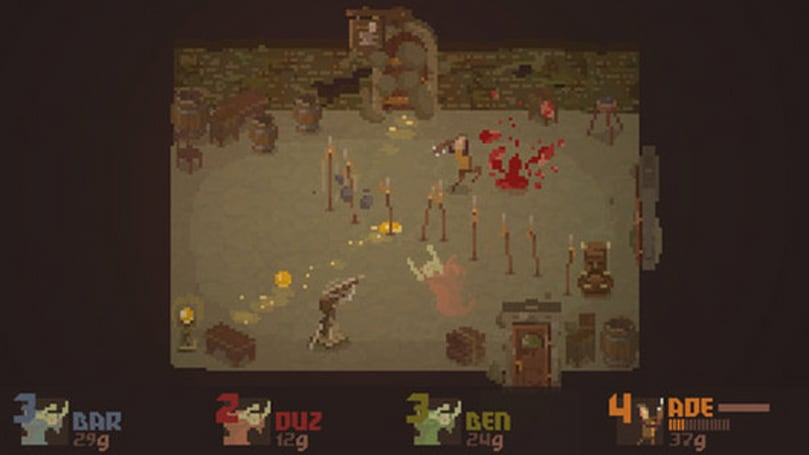 Eerie trailer welcomes Crawl to Steam Early Access