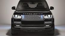Range Rover's Sentinel SUV can survive virtually any attack