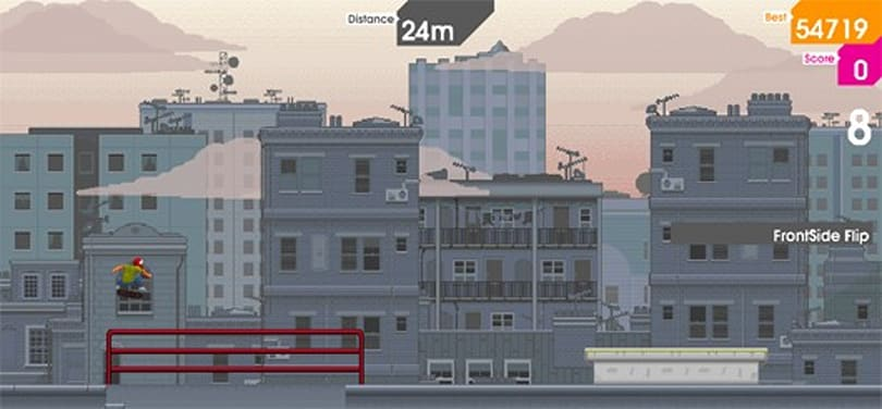 OlliOlli funded by Sony, but Roll7 retains rights