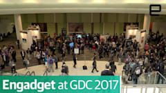 We're live from GDC 2017 in San Francisco!