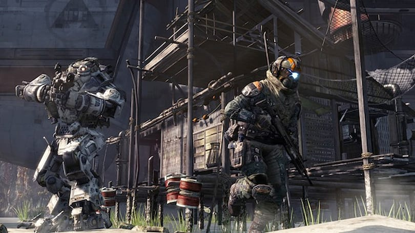 Titanfall on PCs will soon support 4K and NVIDIA's latest graphics tricks (updated)