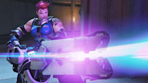 Teen responds to 'Overwatch' naysayers with a live skill display