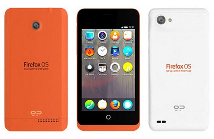 Mozilla offering free phones in hopes of bolstering Firefox OS app development