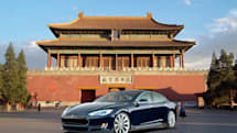 Tesla opening up 400 EV charging stations across 120 Chinese cities