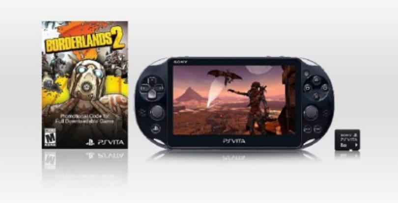 Borderlands 2 hits Vita in spring, alongside slim Vita US launch