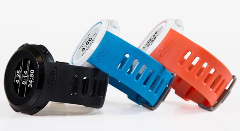 Magellan's Echo smartwatch now tracks your golf and skiing adventures
